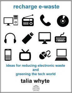Recharge E-waste book cover