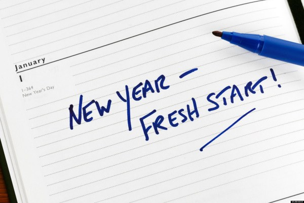 New Year, Fresh Start