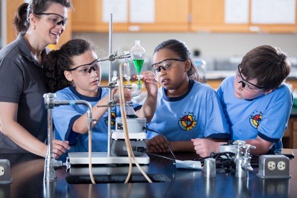 Stem Scouts Fosters Generation Of Innovators