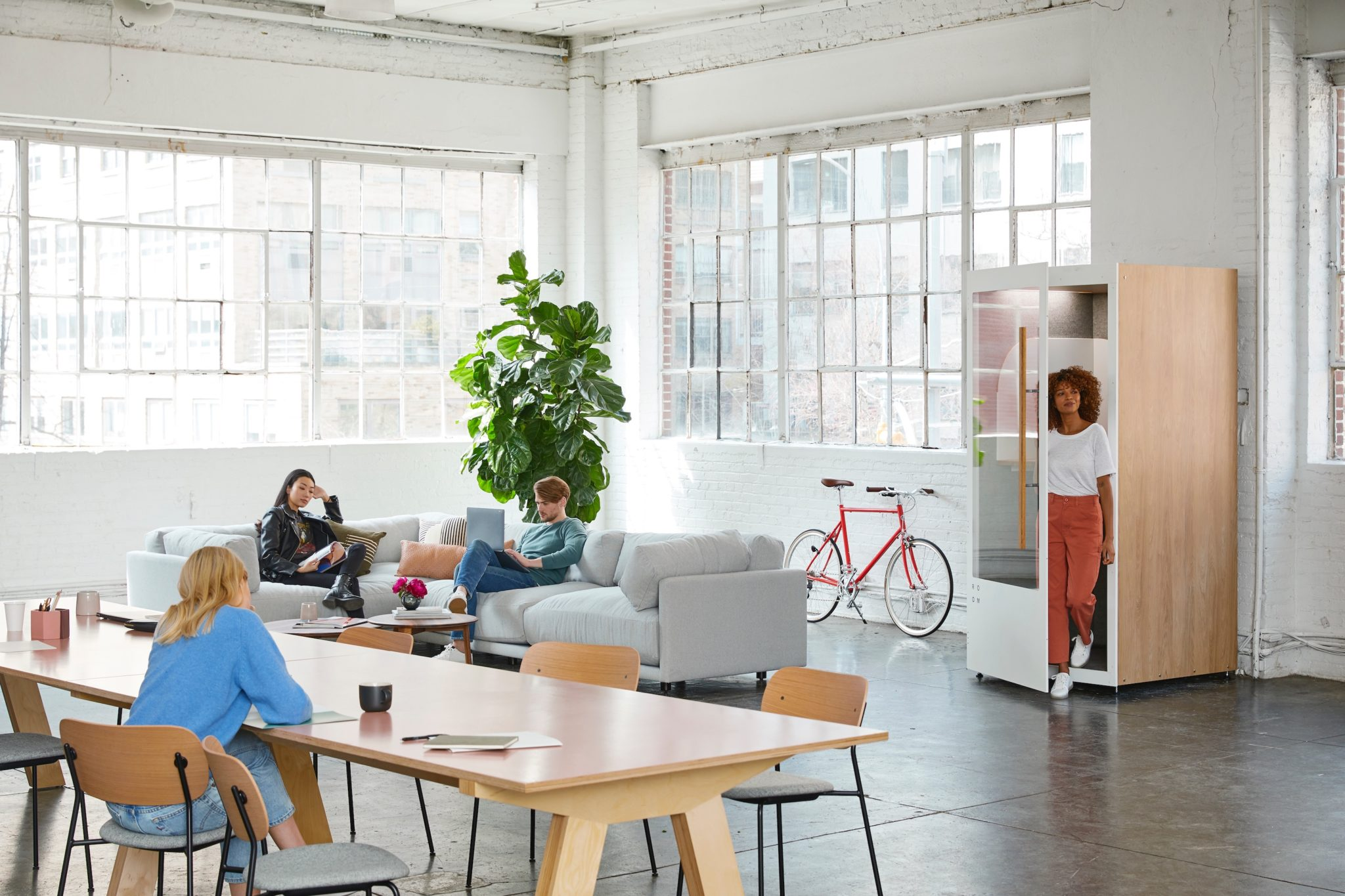 guiding principles for coworking
