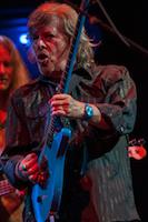 Jock Bartley guitarist