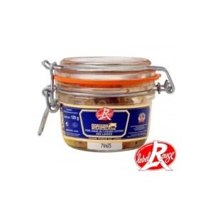 foie-gras-de-canard-entier-label-rouge-landes 120 g