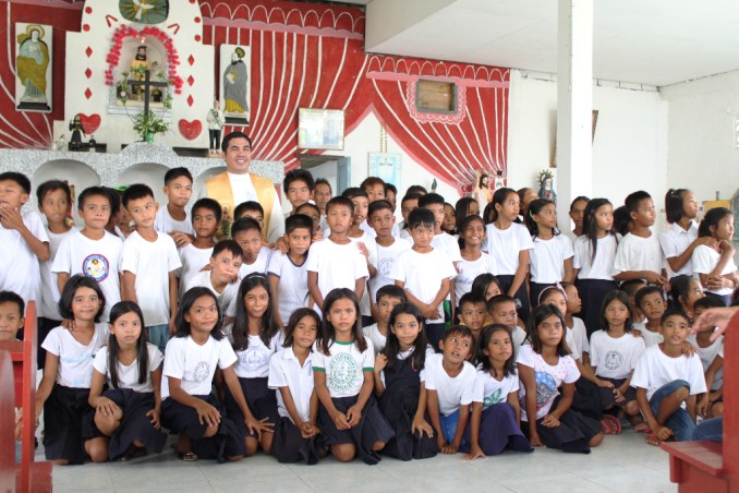 pamilacan school children
