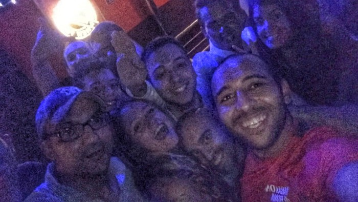 My First Couchsurfing Event