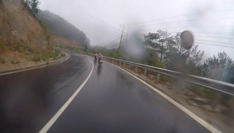 My Motorbike in Dalat was the Devil Himself