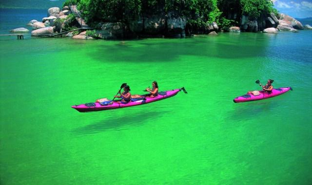 KAYAK Malawi Lake