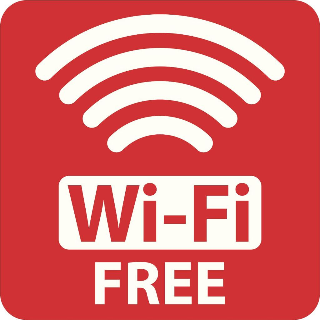 free wifi at airports