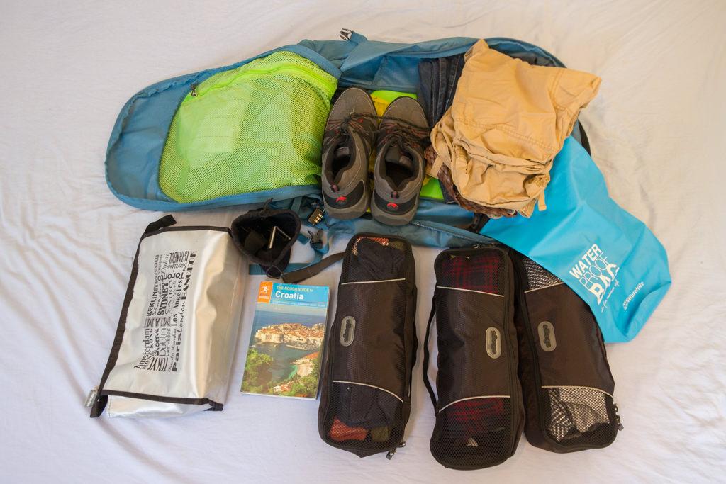 minimalist packing