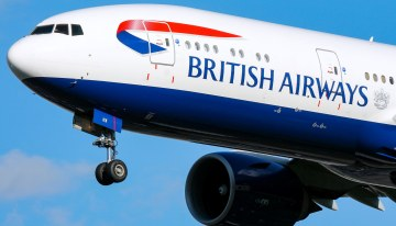 Reaction to British Airways Worldwide Flight Cancellation