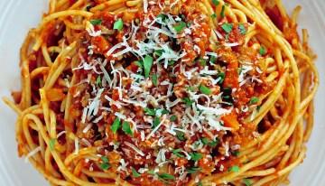 How To Make Spaghetti Bolognese – Recipes
