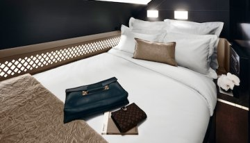Airline's fly-now-pay-later scheme which wants to bring luxury to the masses.