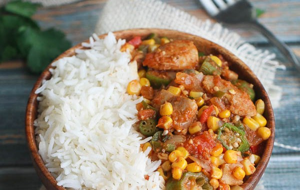 ​This Chicken Okra And Tomato Dish You Totally Have To Try Out For The New Year