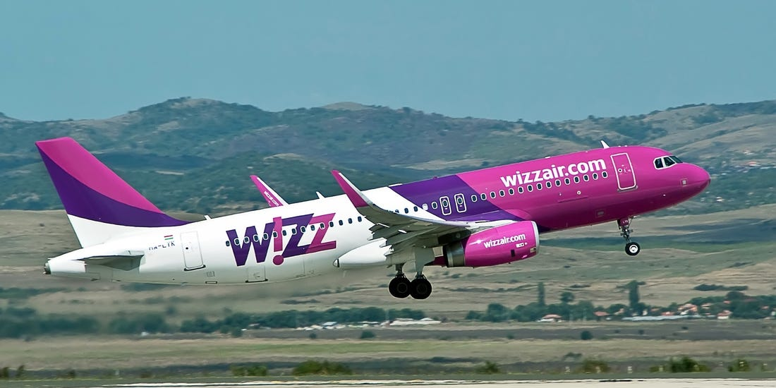 Wizz Air calls for airport landing slots to become flexible