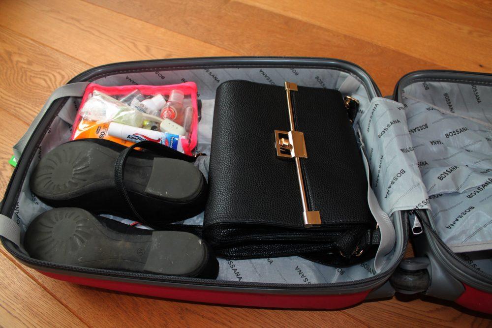 Tips voor handbagage!
