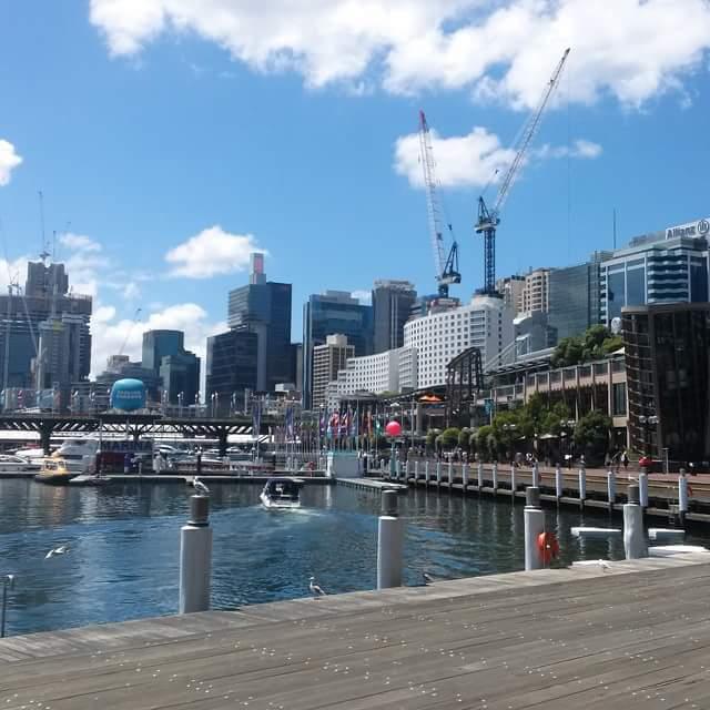 Sydney in 1 dag