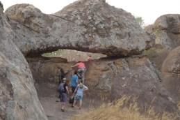tongo rocks en tano boase sacred