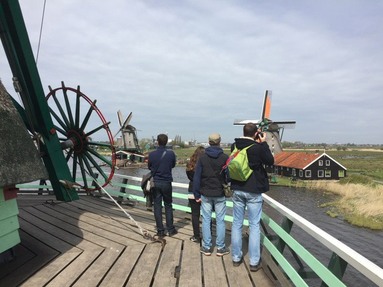 Zaanse Schans - roadtrip door Nederland