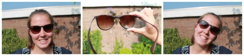 Rayban1 Stedentrip must haves