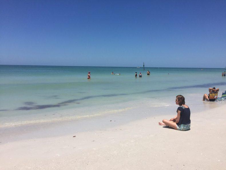paradijselijk clearwater beach florida