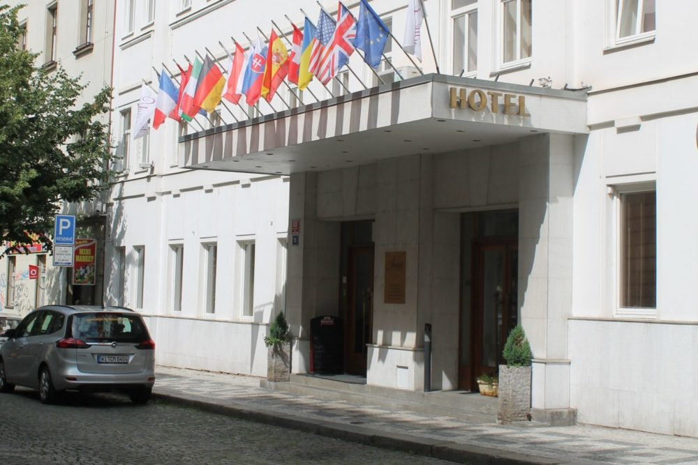 Hotel tip Praag: Ametyst Praha
