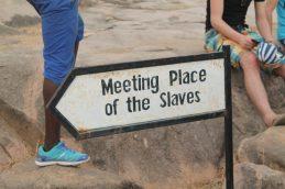 Slavernij verleden in Ghana