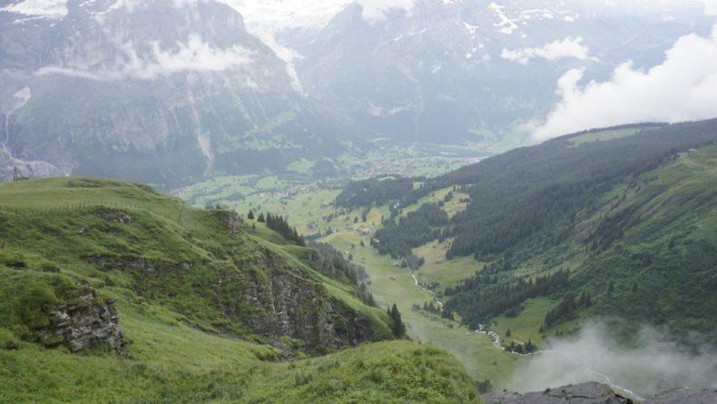 Interlaken view