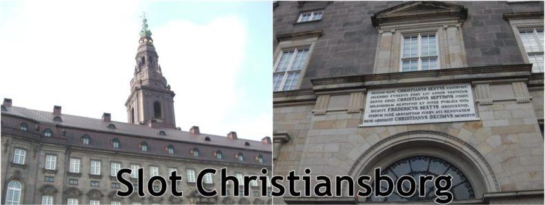 Christiansborg Kopenhagen