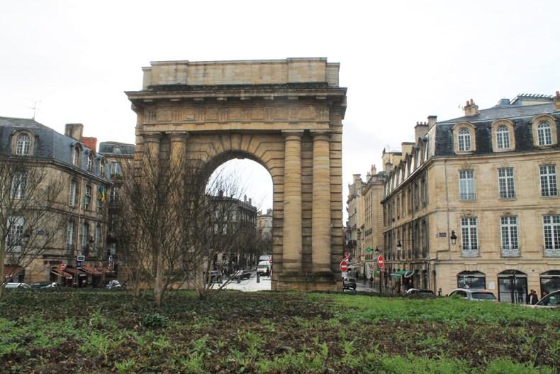 Porte de la Bourgogne