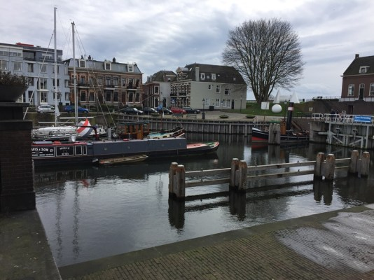 Gorinchem oude haven