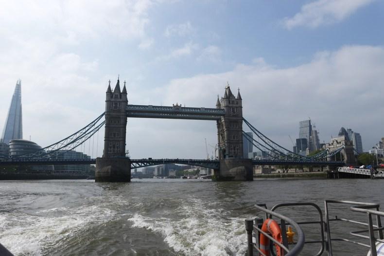 Riverbus London Wat te doen in London