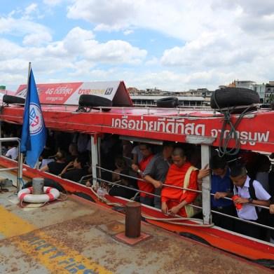 Express boat Chao Phraya River
