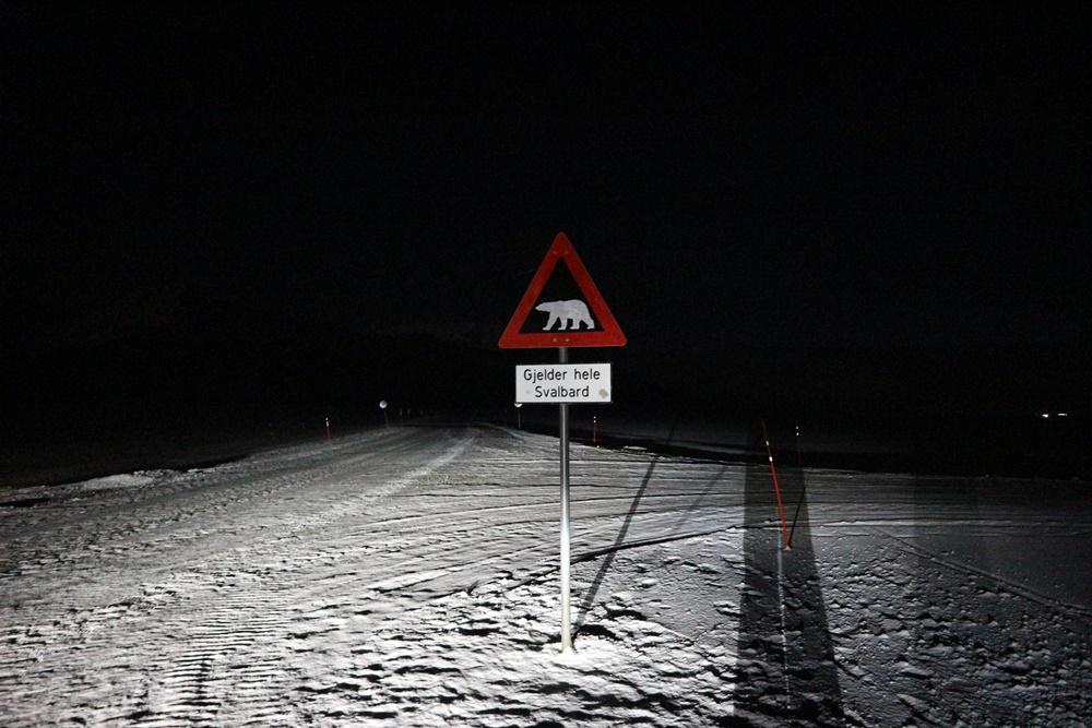 Activiteiten op Spitsbergen