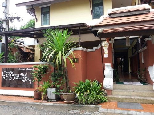 Hotel tip Chiang Mai