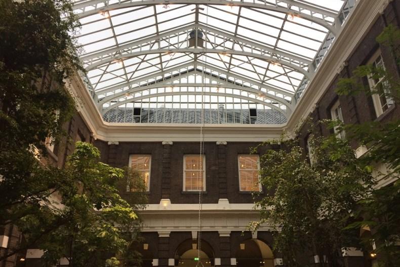 Bibliotheek in Schiedam