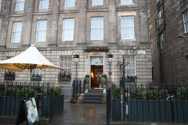Praktische informatie Edinburgh
