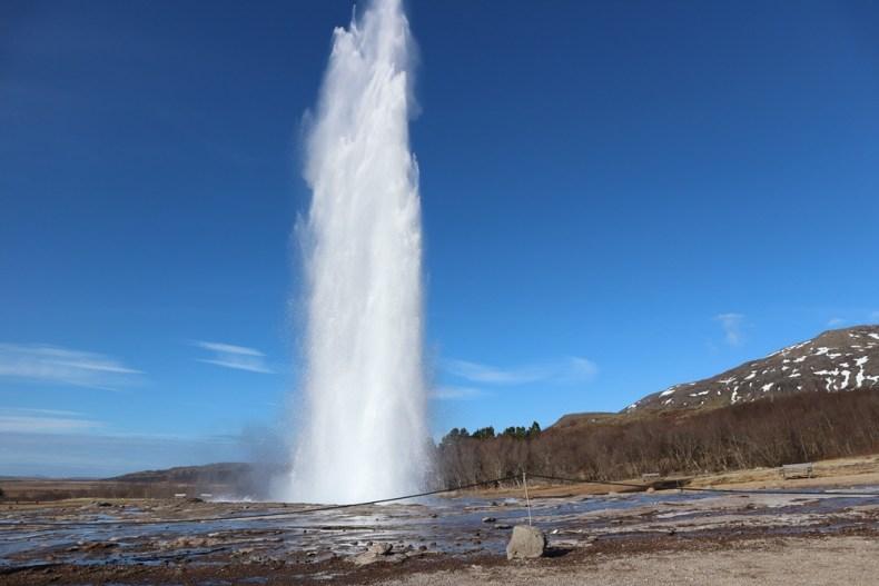 Gouden Cirkel route voor Zuid-IJsland