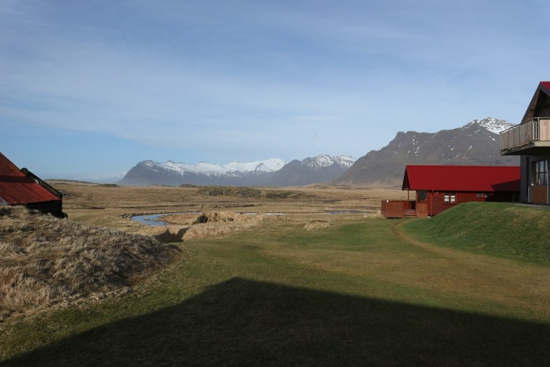 overnachten op IJsland