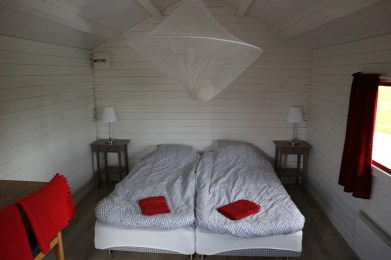 accommodaties in Zweeds Lapland