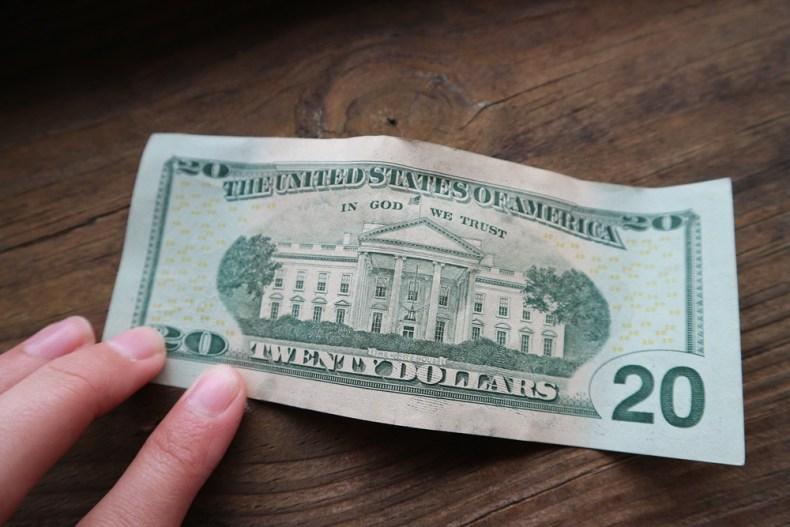 vakantie naar Florida - geen geld om te reizen
