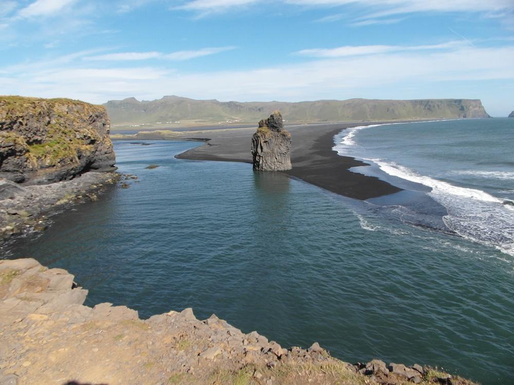 De zwarte stranden van Vik op IJsland [Must see]