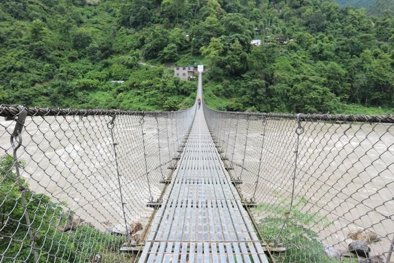 reis door Nepal