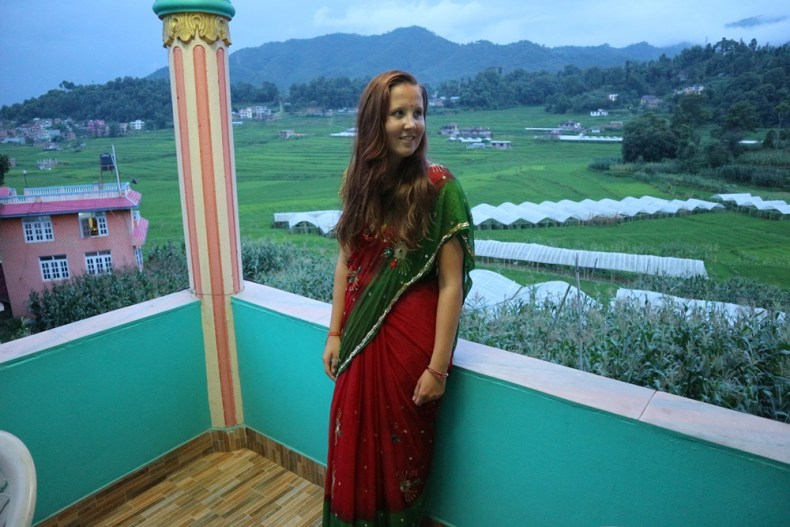 overnachten bij locals in nepal