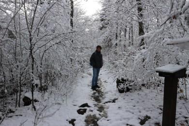 Hiken in Algonquin Provincial Park