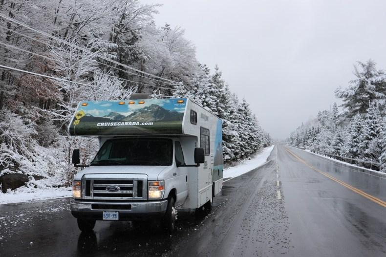camperreis canada - vakantie naar Canada