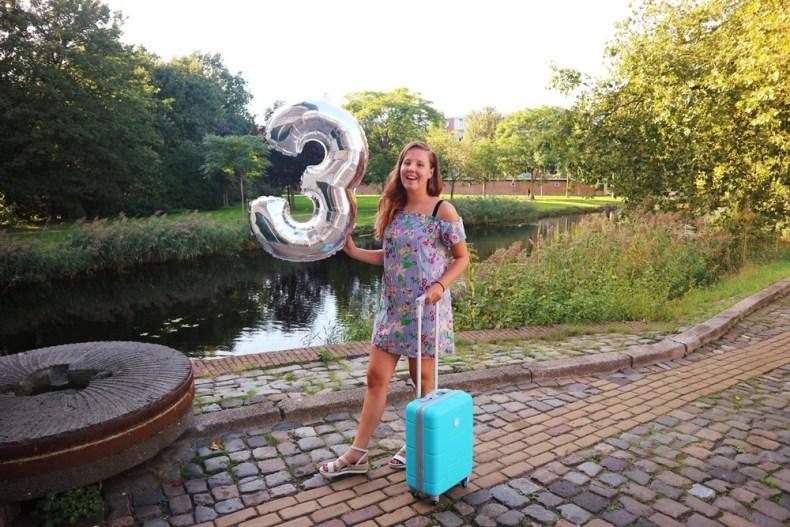 Globegirl bestaat 3 jaar