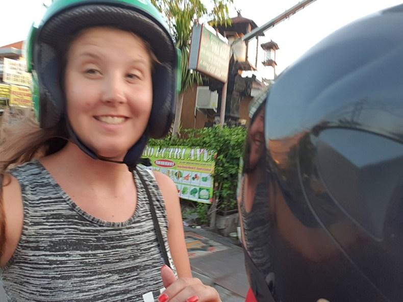 Grab op Bali