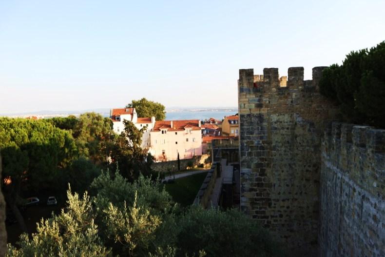 Wat te doen in Lissabon - Castelo de São Jorge