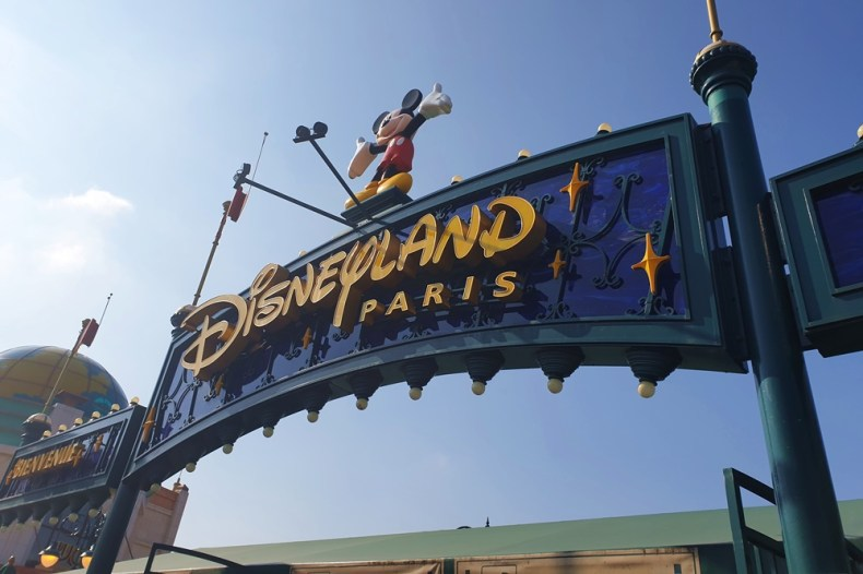 dagtrip Disneyland