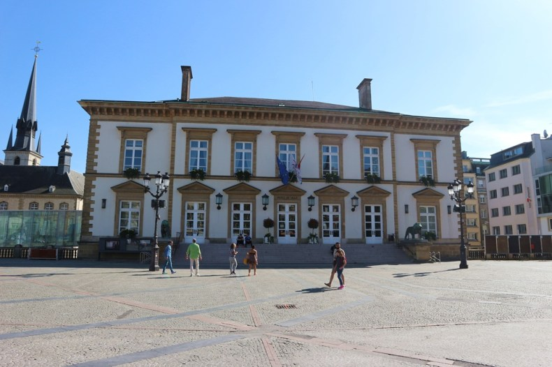 stadhuis luxemburg