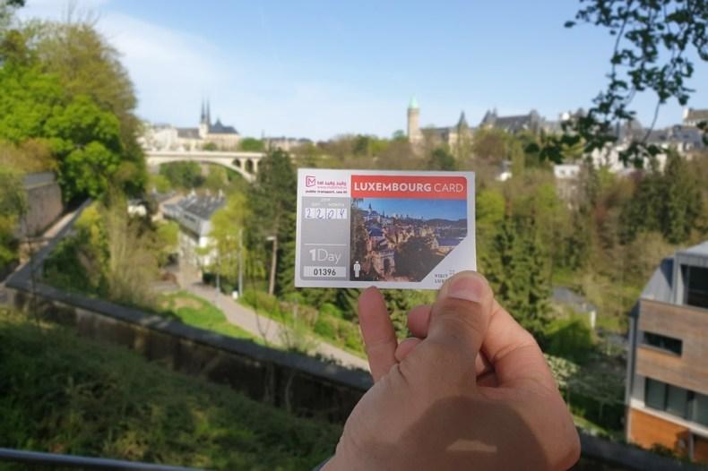 Praktische informatie Luxemburg